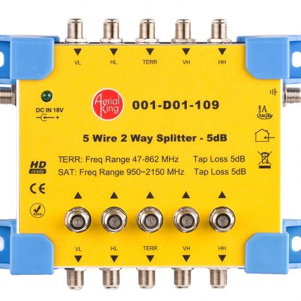 SPLITTER 2 WAY (SP55)