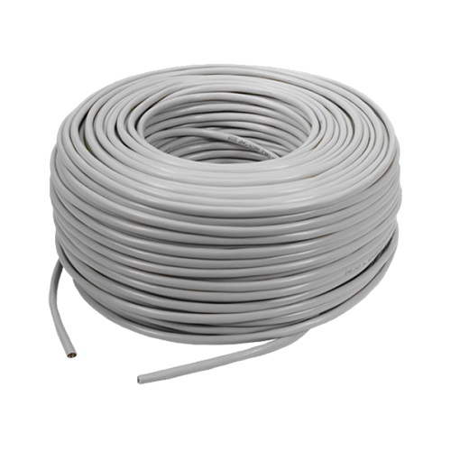 CABLE CAT6 FTP 24AWG WHITE (100M)