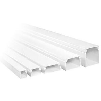 PVC TRUNKING 16X16X2M
